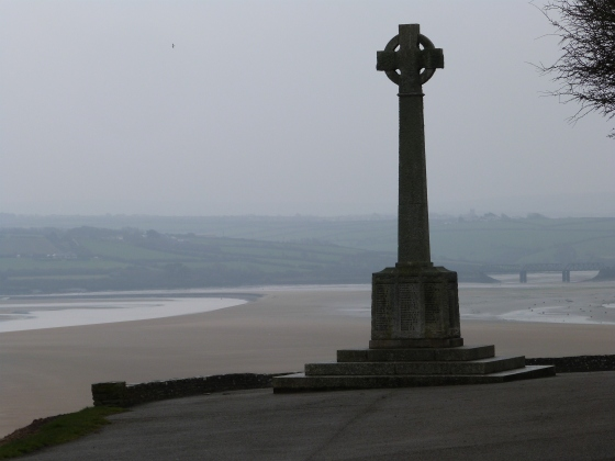 war memorial padstow