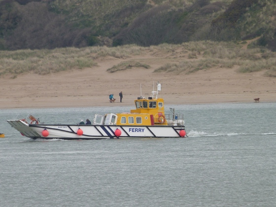Padstow to Rock ferry
