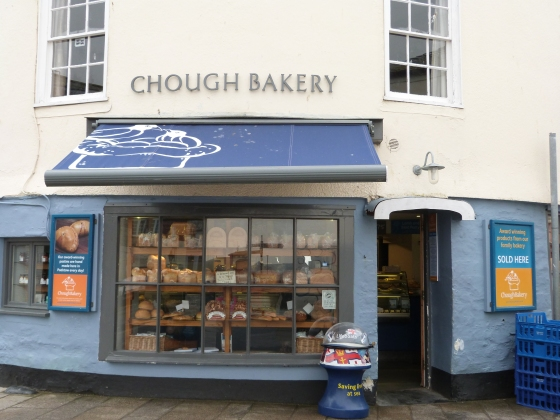 Chough Bakery in Padstow