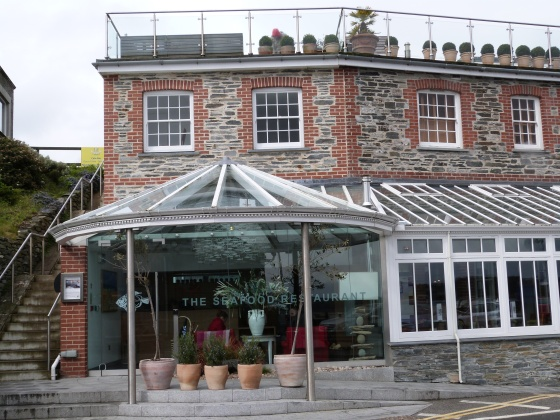 Rick Stein's Seafood Restaurant Padstow