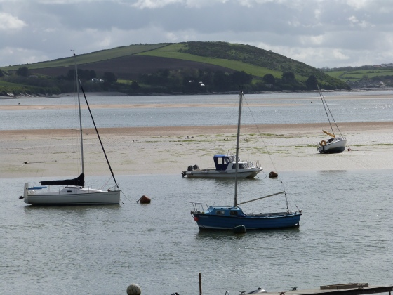 The Camel Estuary Padstow